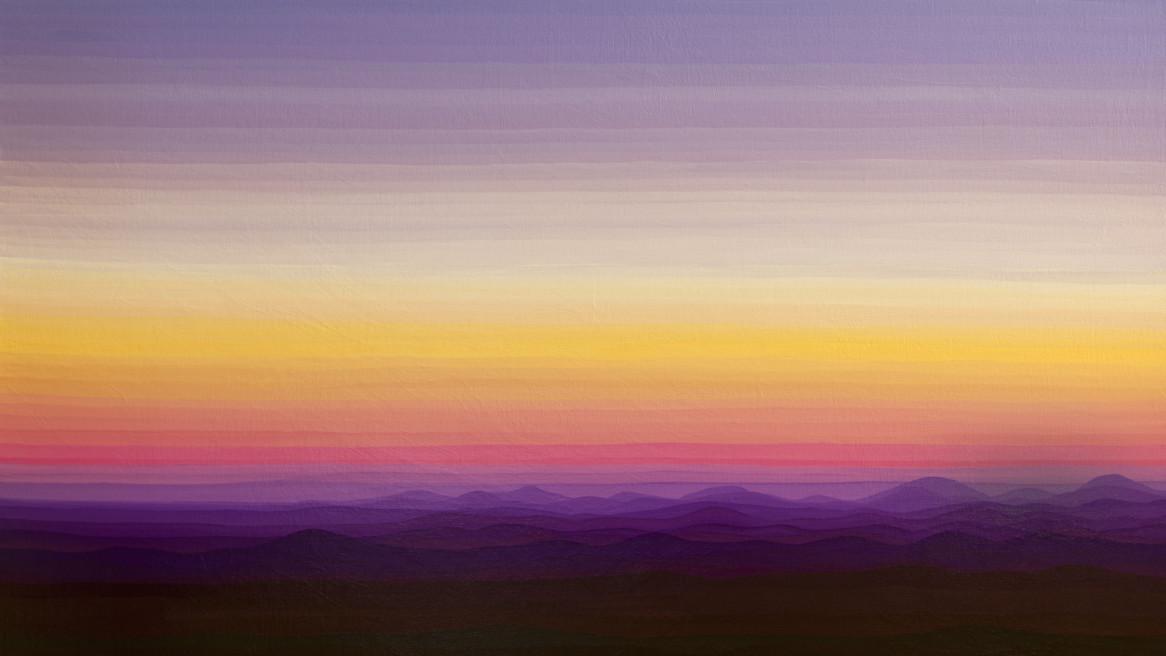 Arkaroola twilight