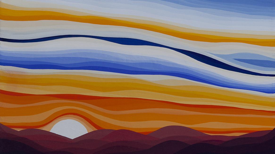 Dawn Trial Bay Winter Solstice 2012